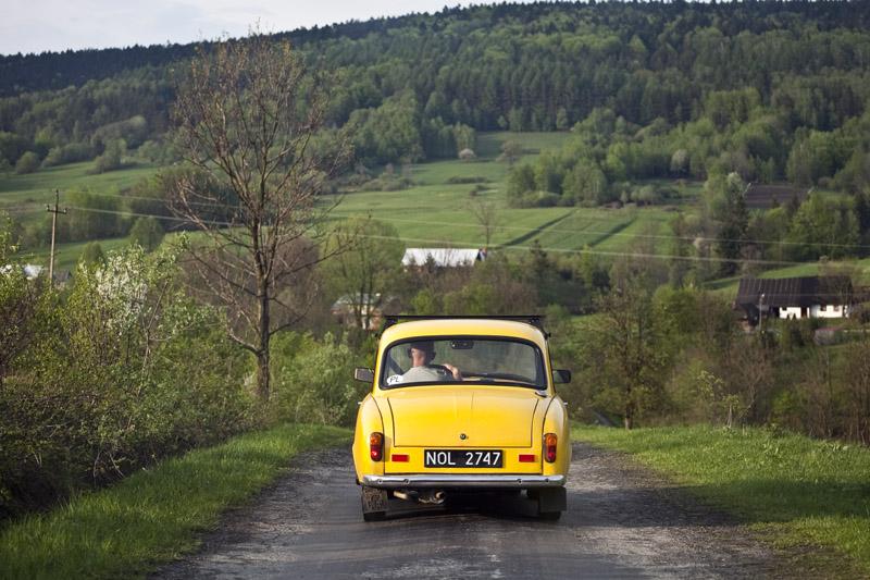 W drodze do Nowicy, fot. Tomek Kaczor