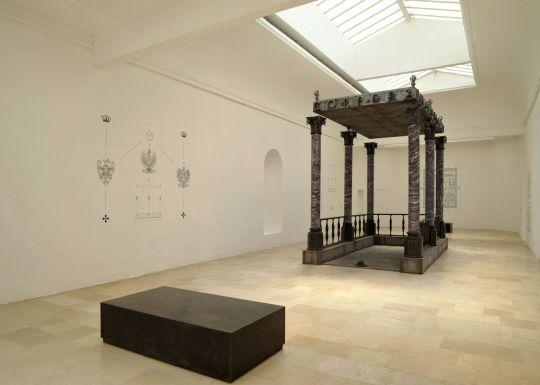 Figury niemożliwe, Pawilon Polski na 14. Międzynarodowej Wystawie Architektury — la Biennale di Venezia, 2014. Fot. Wojciech Wilczyk, CC BY-SA 3.0