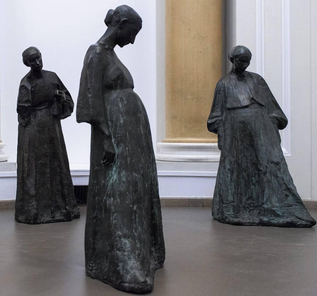 """Xawery Dunikowski, """"Kobiety brzemienne"""", 1906"""