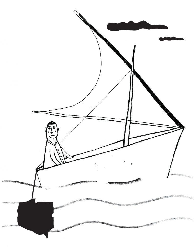 ilust.: Justyna Krzywicka