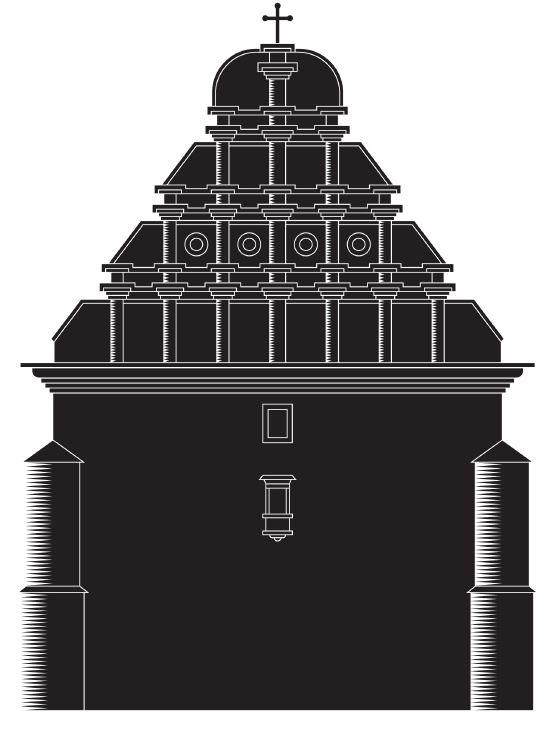 Zajmujący centralne miejsce Cegłowa kościół rzymskokatolicki podwezwaniem świętego Jana Chrzciciela ufundowano wpołowie XVI wieku. Choć murowany, niema fundamentów – stoi nawkopanych wziemię kamieniach. Wkolejnych stuleciach kościół był modernizowany, alepóźnogotycki charakter budowli jest wciąż bardzo wyraźny. Zachowały się też drewniane drzwi gotyckie, wmontowane obecnie wpołudniową ścianę kościoła. Wewnętrzu świątyni zachowało się dużo elementów historycznego wyposażenia: granitowa kropielnica zXVII wieku iosto lat późniejsze chrzcielnica iambona. Zaskakującym elementem wnętrza są wstawione wXIX wieku modrzewiowe kolumny. Najważniejszy jest jednak ołtarz dłuta Lazarusa, którynależał doszkoły Wita Stwosza. Tryptyk powstał napoczątku XVI wieku ipierwotnie stanowił fragment ołtarza warszawskiej kolegiaty. DoCegłowa trafił wpierwszej połowie kolejnego stulecia przy okazji odnawiania iponownej konsekracji świątyni. Naterenie wokół kościoła znajdują się dwa ciekawe obiekty. Pierwszym jest zbudowana wXVIII wieku dzwonnica. Wyposażona jest wdwa dzwony: odlany wlatach 20. dzwon Jan orazstarszy, zwidocznymi niemieckimi napisami. Okrążając kościół, warto też zwrócić uwagę nafigurę Matki Boskiej ustawionej nacokole wformie pękniętego kamienia. Przyjęło się sądzić, żejest tosymboliczne odniesienie dorozłamu cegłowskiej parafii między katolików imariawitów. (ilustr.: Marta Lissowska, zespolwespol.org)