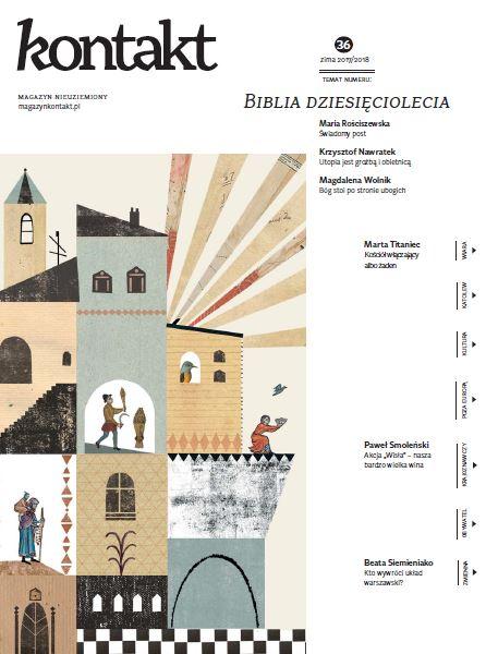 Kontakt 36/2017: Biblia dziesięciolecia