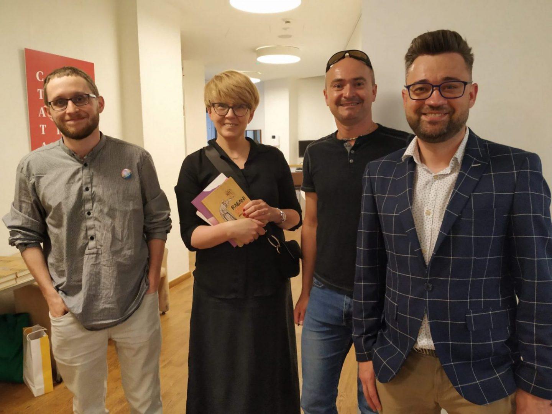 Tęczowy raban w Kościele? Dyskutują Ignacy Dudkiewicz, Aleksandra Klich i Mirosław Wlekły