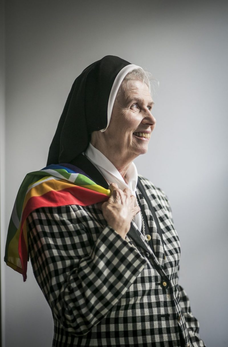 S. Gramick: Kościół nie należy wyłącznie do białych, heteroseksualnych Polaków