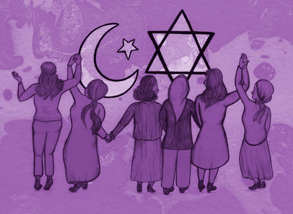 Olitzky, Aftab: Kobiety, które zatrzymują nienawiść