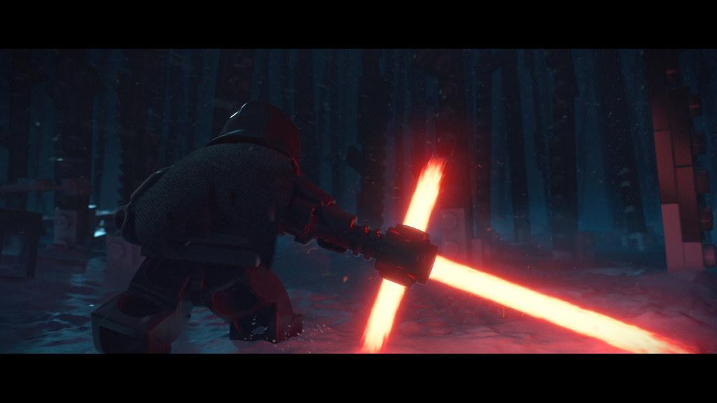 """Sklejona maska Kylo Rena. """"Skywalker. Odrodzenie"""" na tle ostatniej trylogii """"Gwiezdnych Wojen"""""""