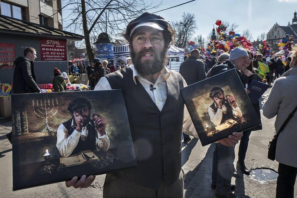 Żyd i odpust w ZOOM-ie