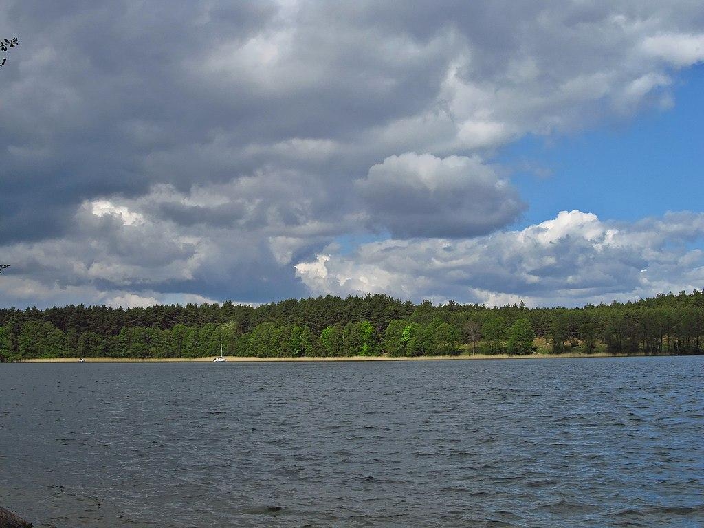 Ołowiane chmury
