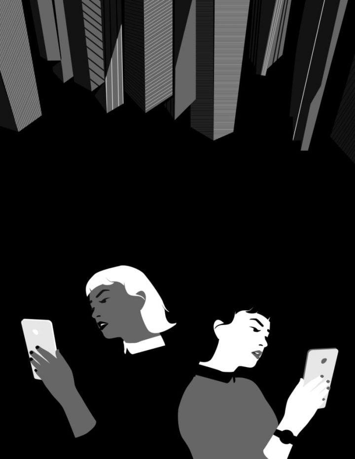 Złodzieje wyobraźni, ilustracja: Barbara Bugalska