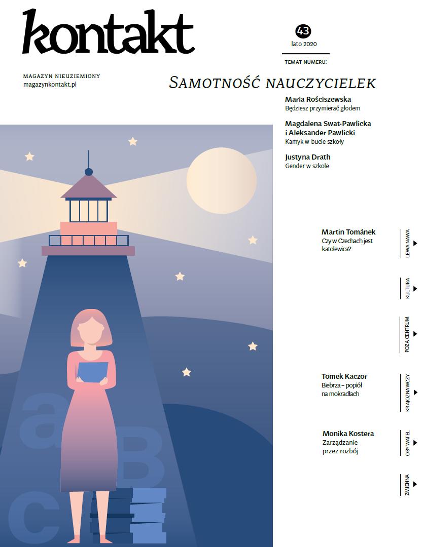 Kontakt 43/2020: Samotność nauczycielek