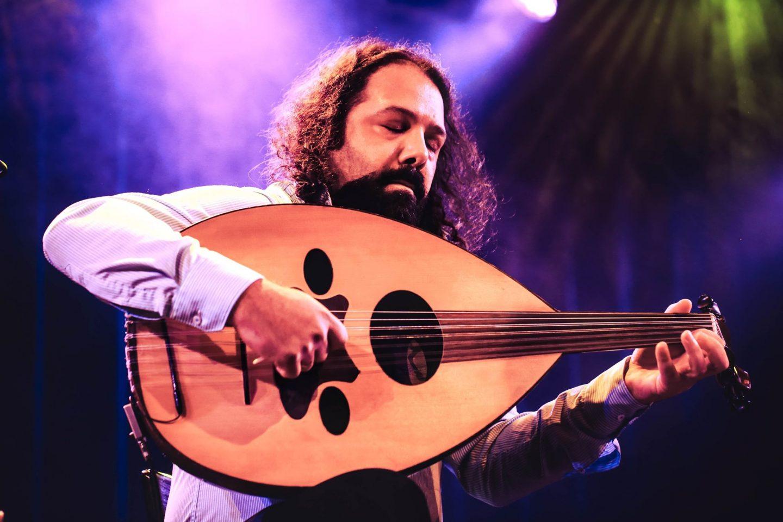 Arabskie pieśni w sercu Europy