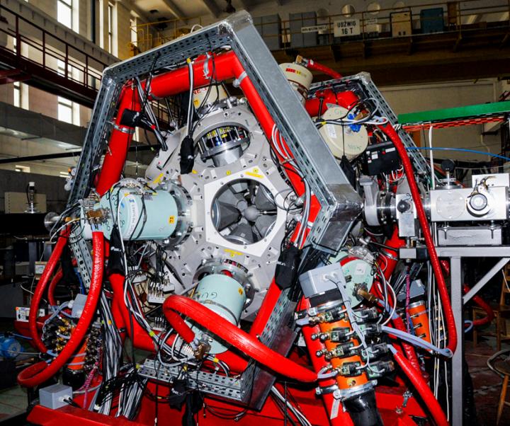 Spektrometr stworzony naUniwersytecie Warszawskim dzięki konsorcjum EAGLE