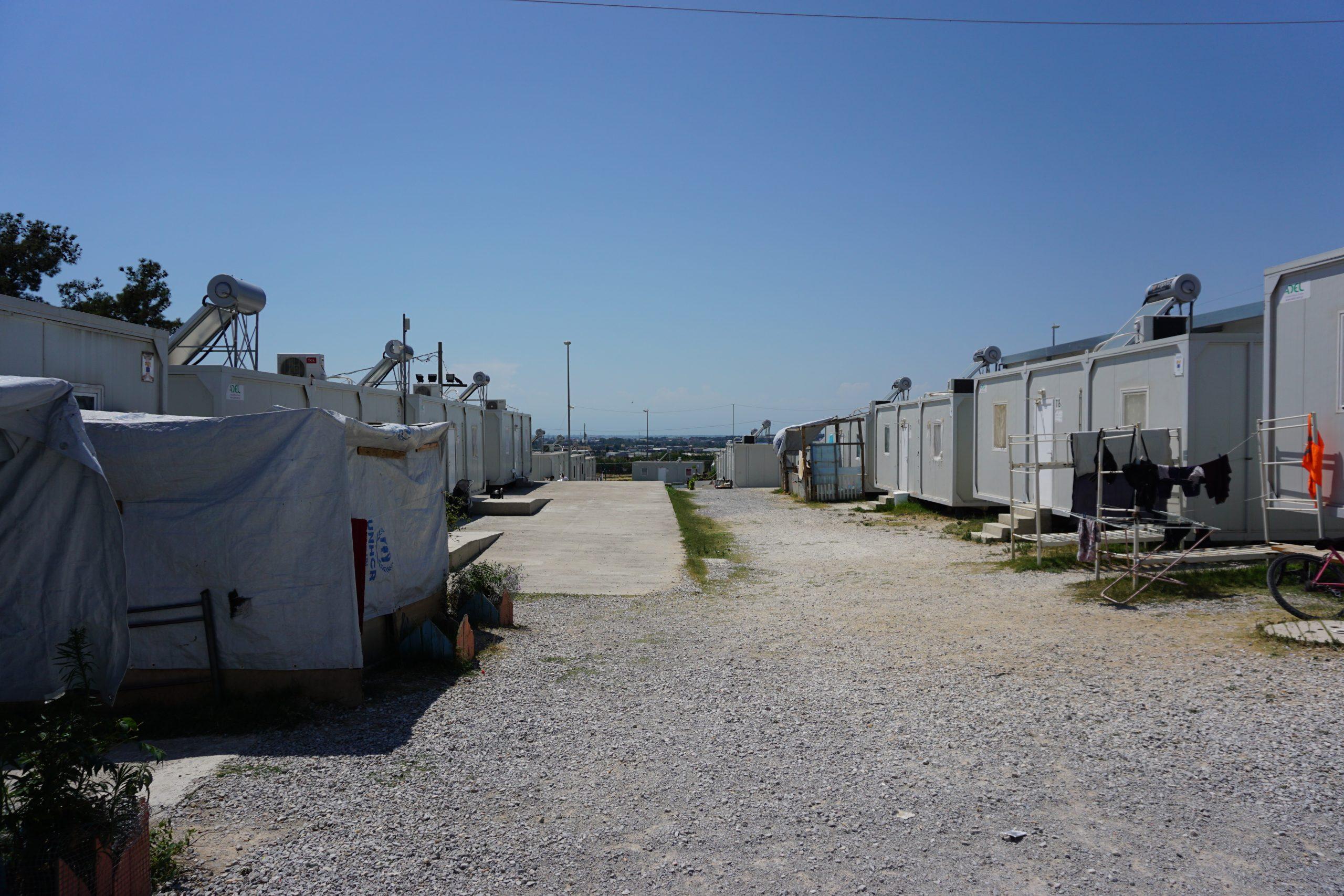 Kontenery UNHCR