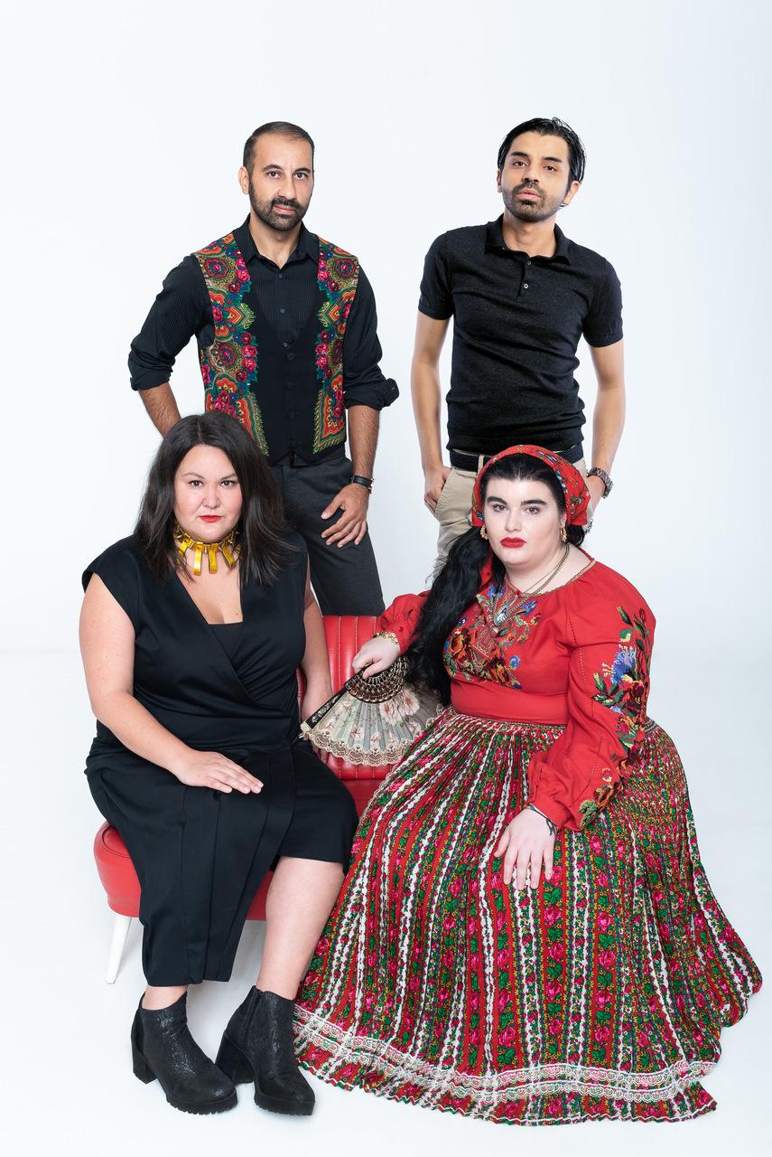 Romowie LGBTQ, czyli o podwójnych węgierskich aktywistach